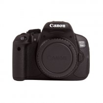 Canon EOS 700D DSLR Camera Body - Black