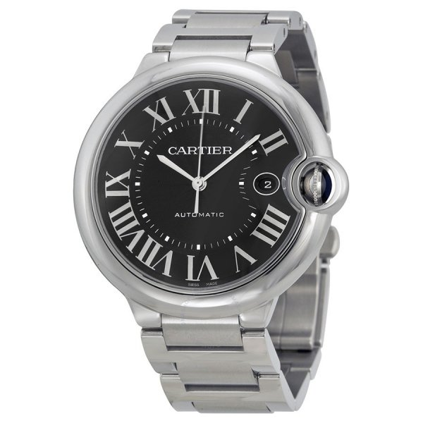 Cartier Ballon Bleu Stainless Steel Watch