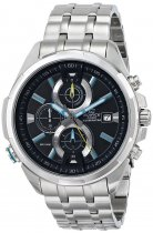 Casio General Men's Watches Edifice Digital-Analog Combination