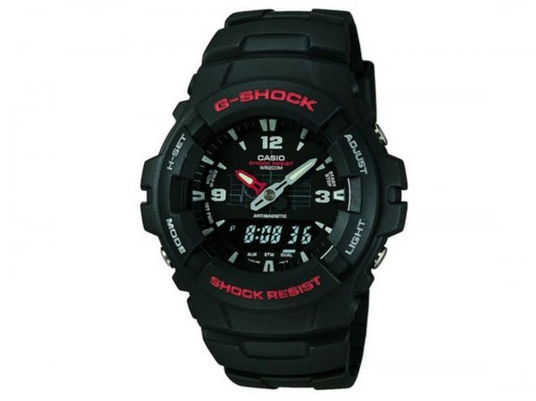 Casio G-SHOCK G100-1BV Wrist Watch PRICE- 1200