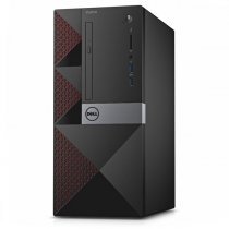 DELL Vostro 3650 Mini Tower, Windows 10 Pro 64-bit, Intel Core i3-6100 3.7GHz, 4GB RAM, 500GB SATA, DVDRW, Dell 3 Year NBD Warranty - 120357