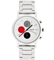 DKNY Women's NY2146 Soho Colored Chronograph Bracelet Watch
