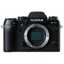 Fuji FinePix X-T1 Compact System Camera Body - Black