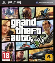 Grand Theft Auto 5 (Gta V) PS3