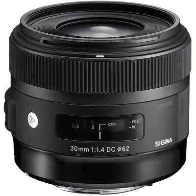 Sigma sd Quattro Mirorrless Camera + 30mm F1.4 DC HSM Art Lens