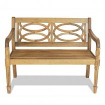 Stanbury 2 Seater Bench